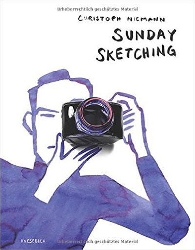 Christoph Niemann: Sunday Sketching
