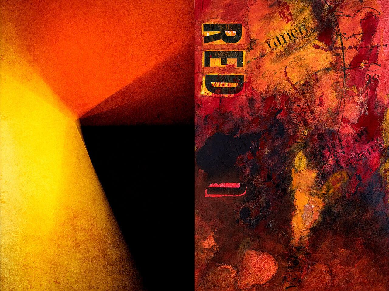 Heidi Simon: Duets - Fire   Four Elements