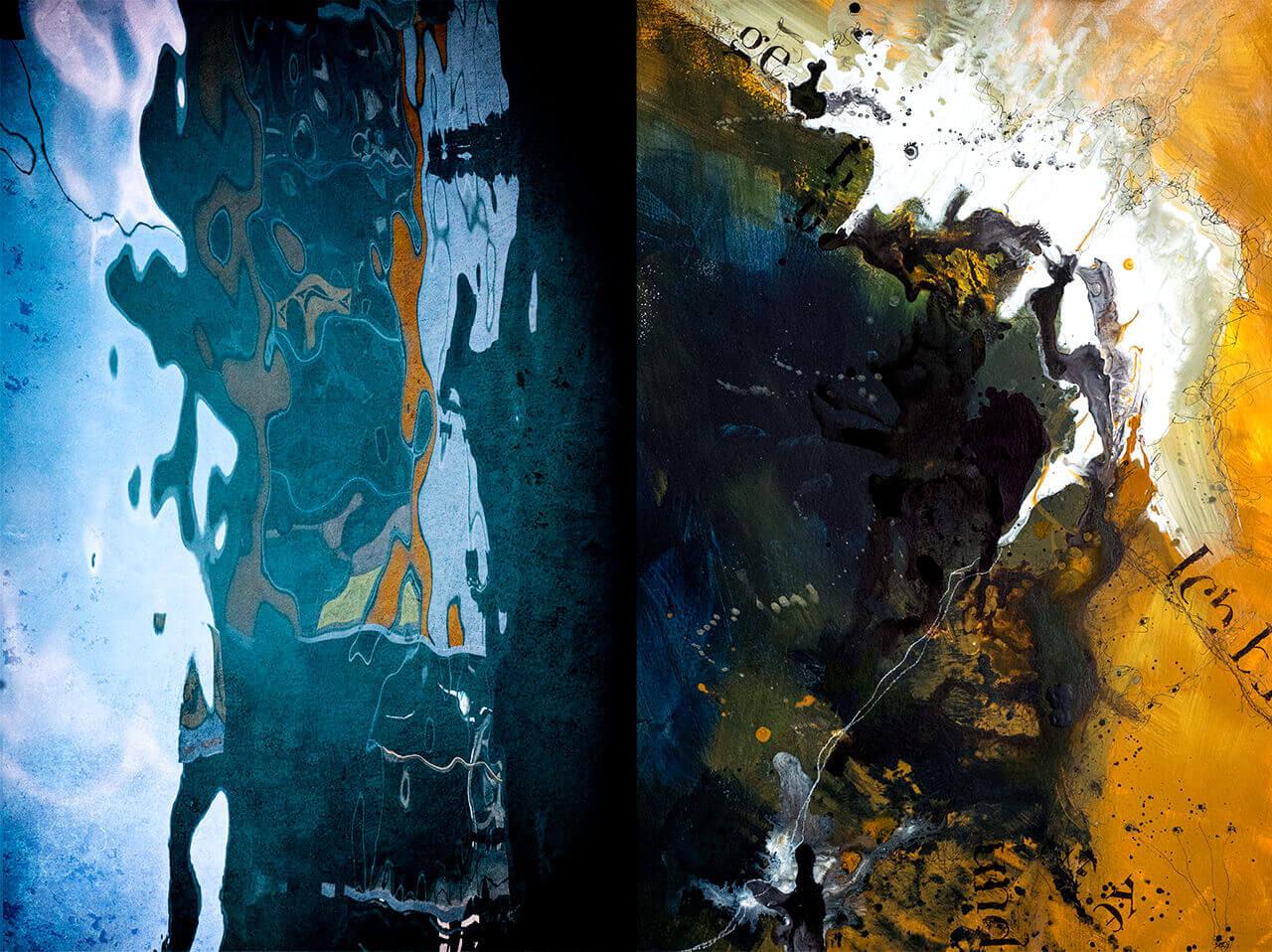 Heidi Simon: Duets - Water   Four Elements
