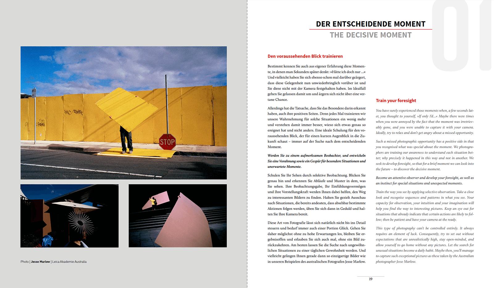 Heidi + Robert Mertens: Inspiration Leica Akademie