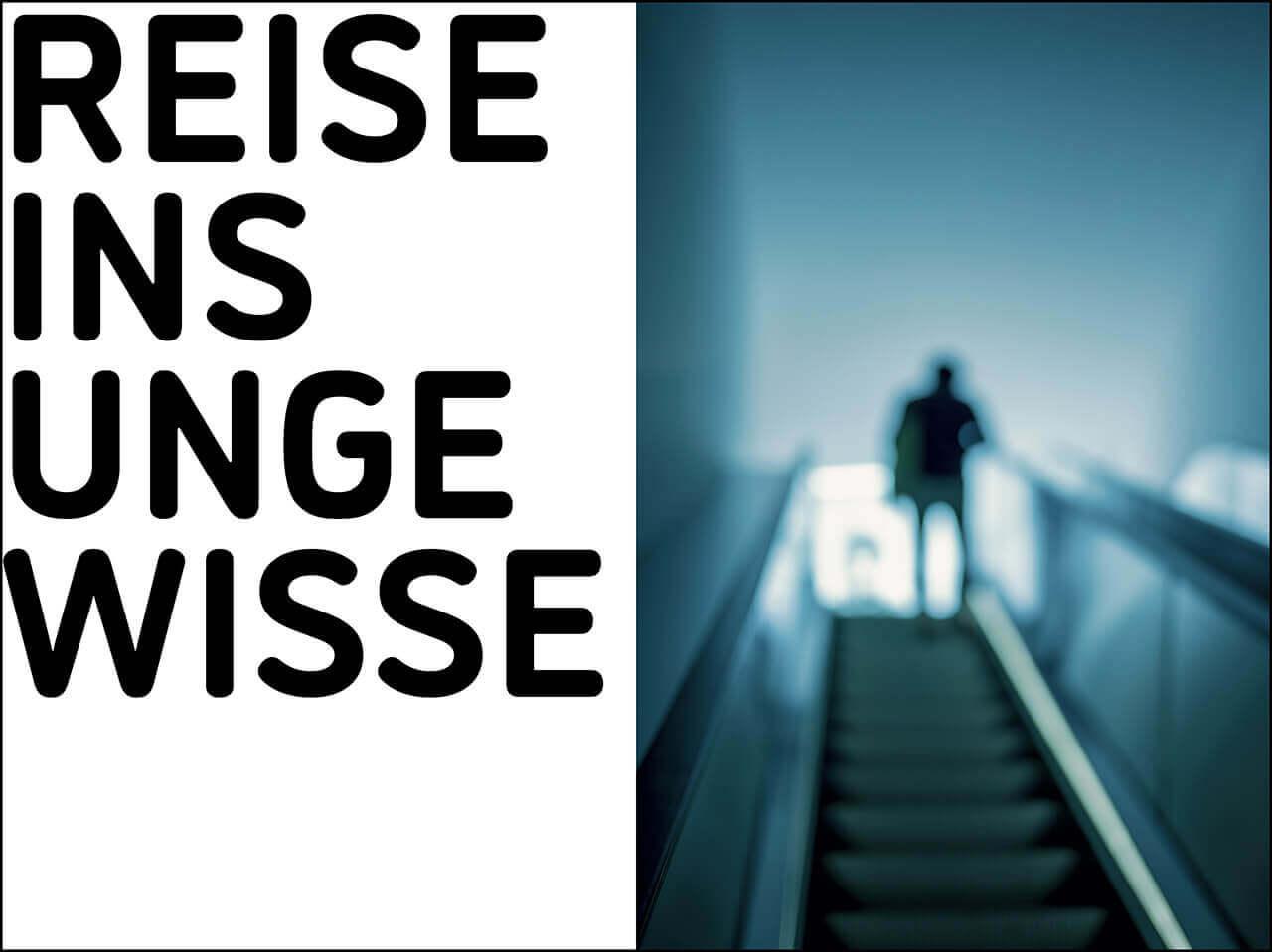 Robert Mertens: Wörter zu Bildern #Reduktion