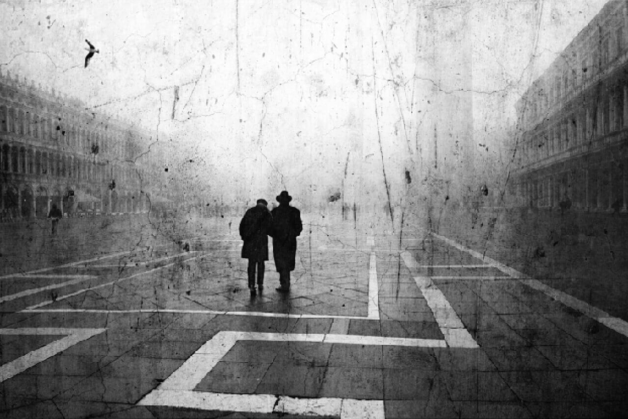 Robert Mertens: Der eigene Blick - Venice