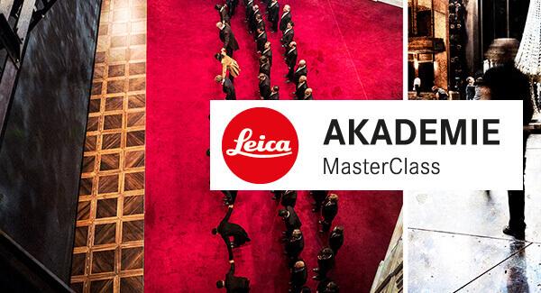 Leica Akademie MasterClass: Fotografische Bildsprache