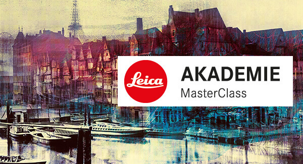 Leica Akademie MasterClass: Digital Art im Fokus