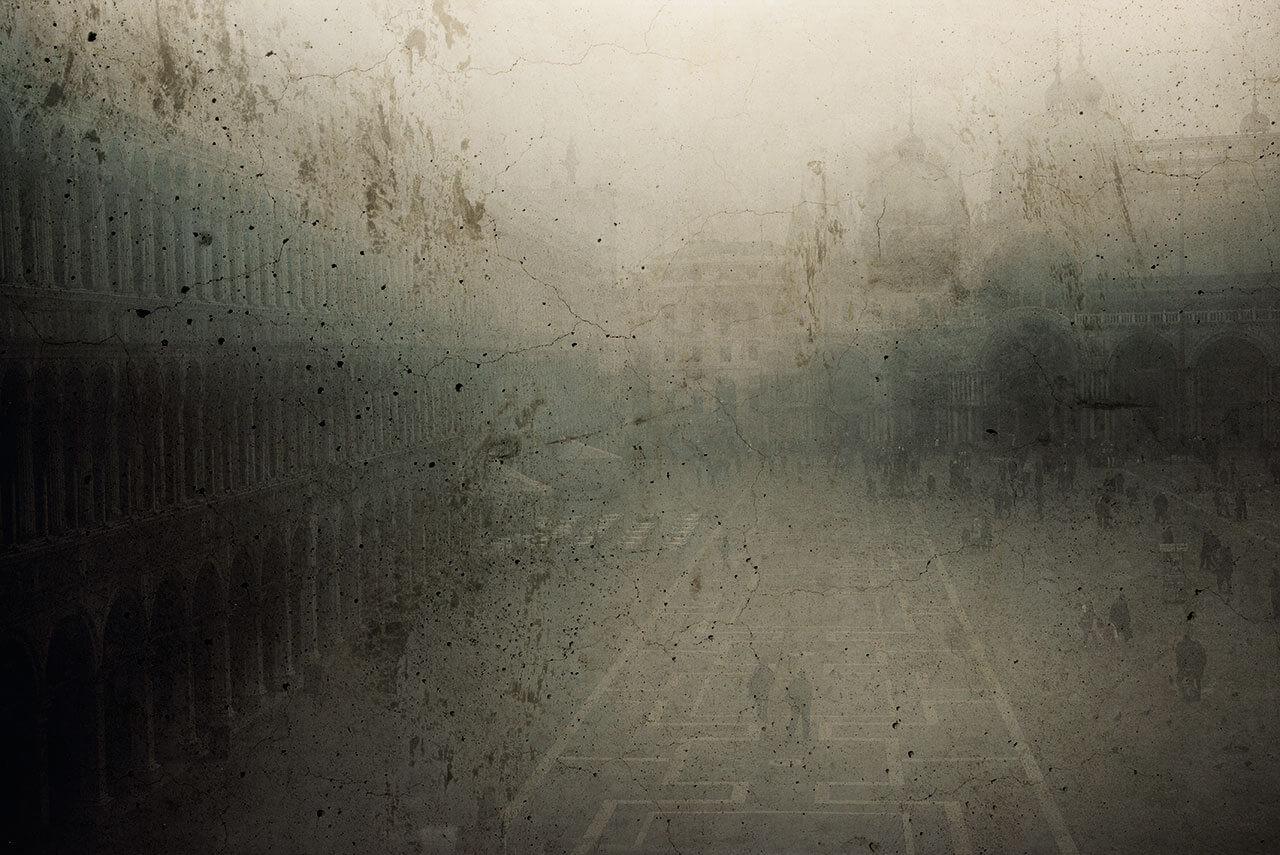 Robert Mertens: Venice in Winter #09