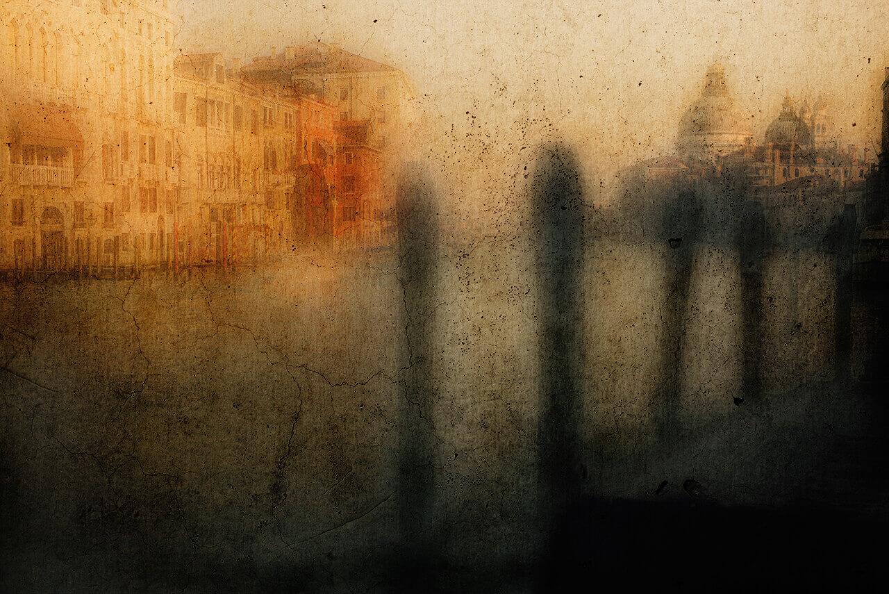 Robert Mertens: Venice in Winter #12