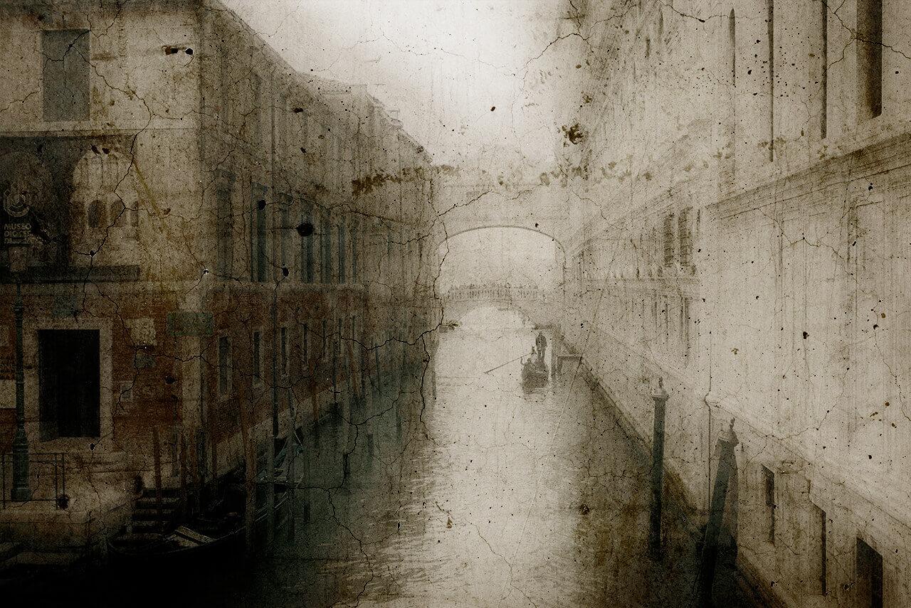 Robert Mertens: Venice in Winter #13