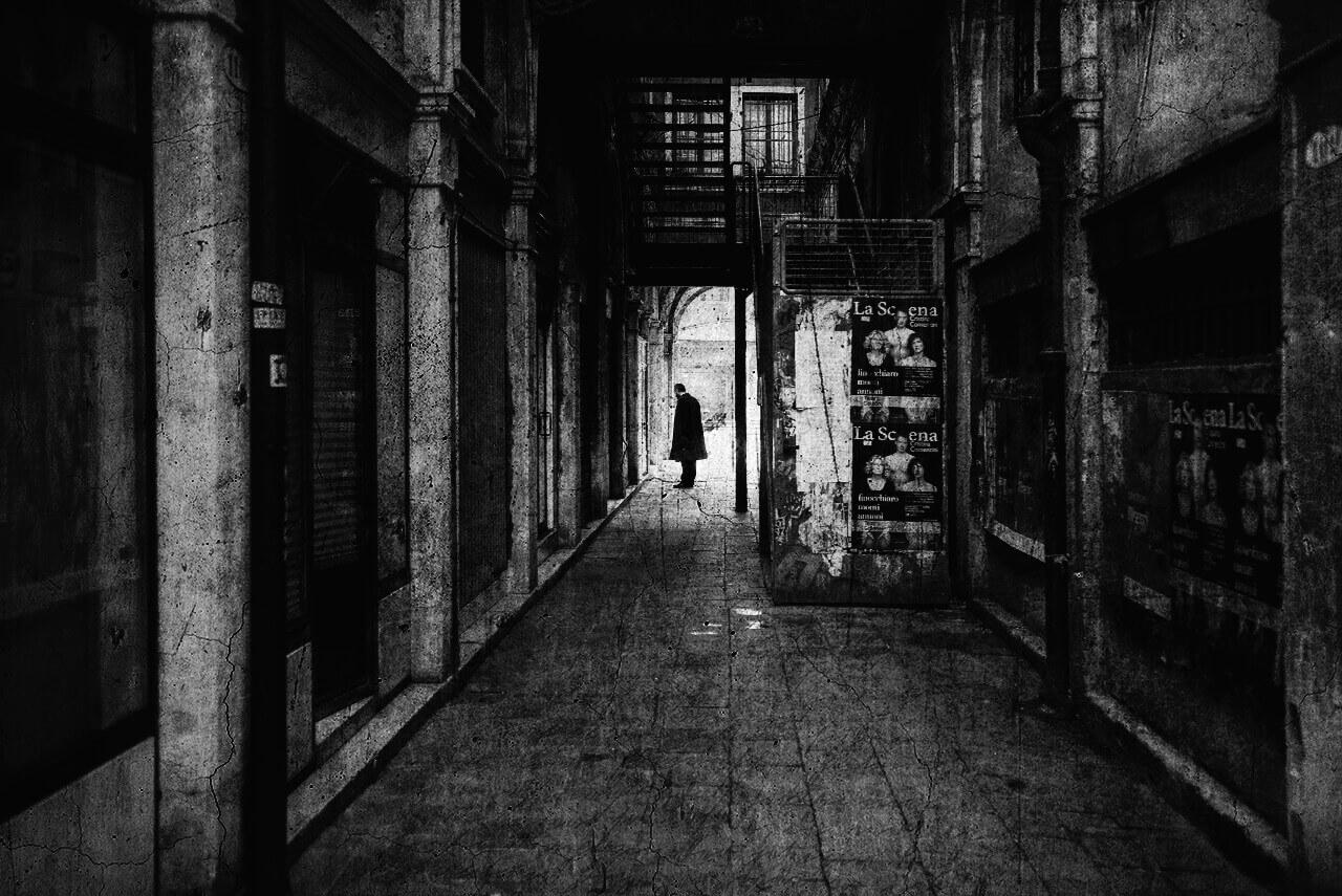Robert Mertens: Venice in Winter #20