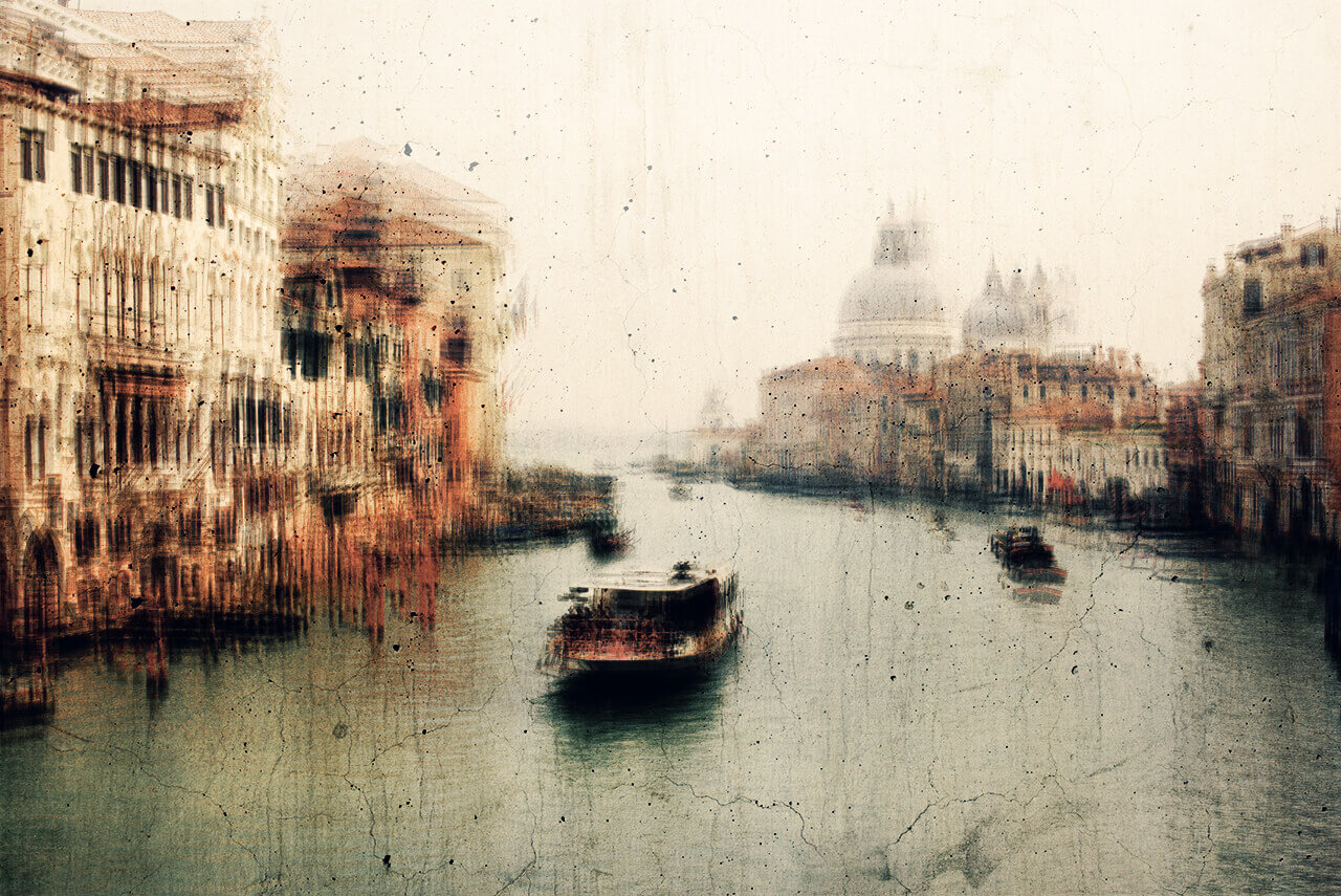 Robert Mertens: Venice in Winter #27