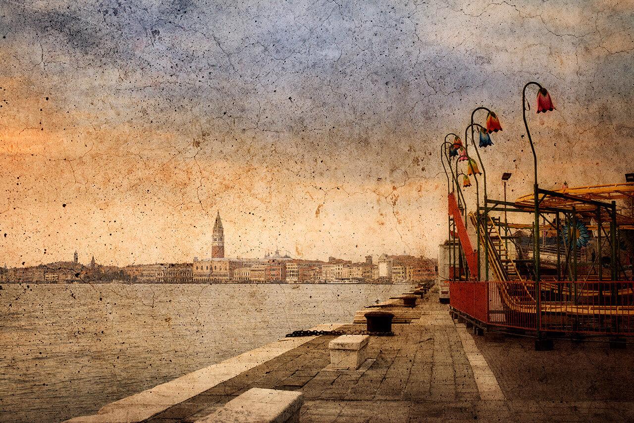 Robert Mertens: Venice in Winter #34