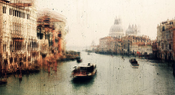Robert Mertens: Workshop Venedig im Winter
