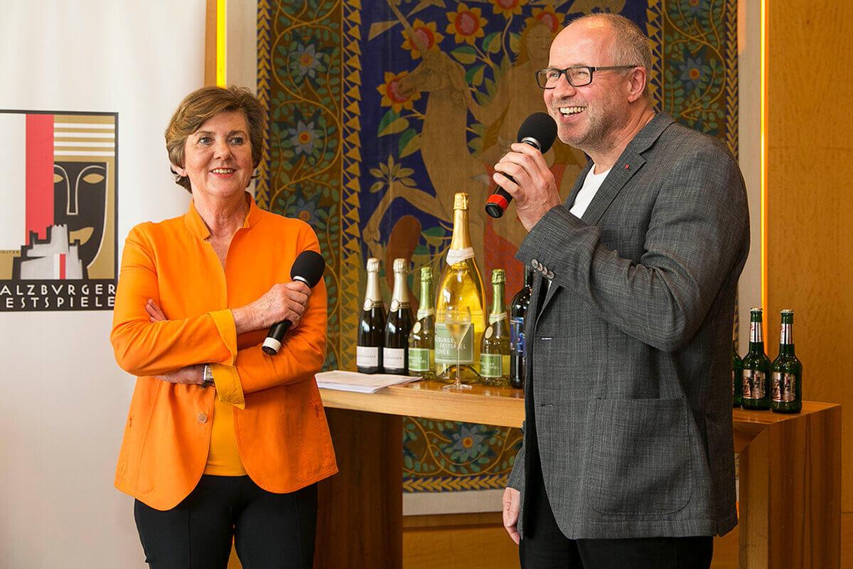 Salzburg Festival: Wine edition 2017 - Robert Mertens